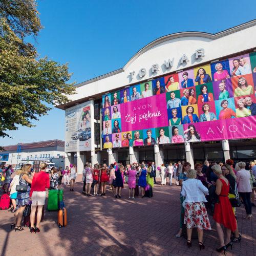 Konferencja AVON – Żyj pięknie - Torwar