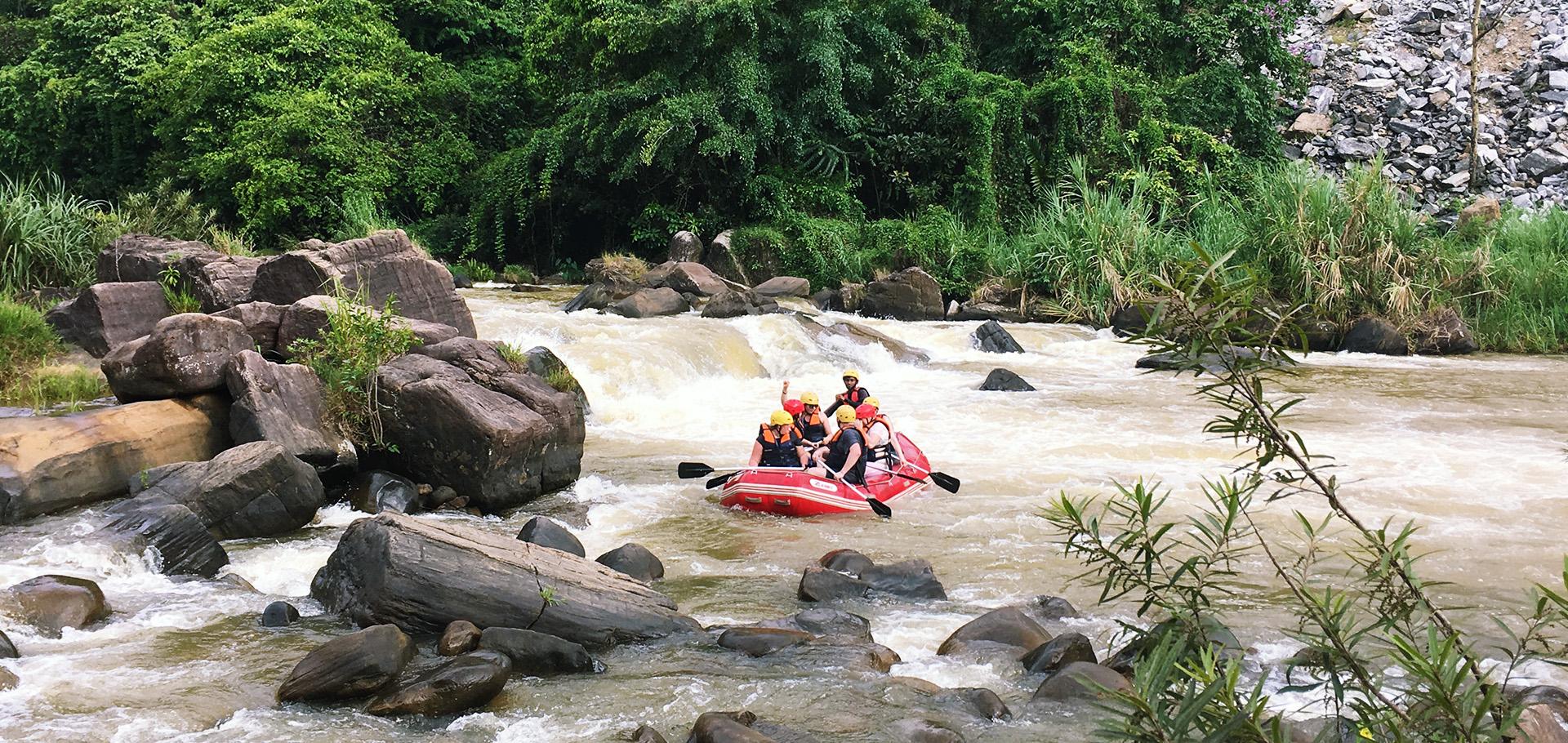Sri Lanka Adventure (rafting) - wyjazd nagrodowy