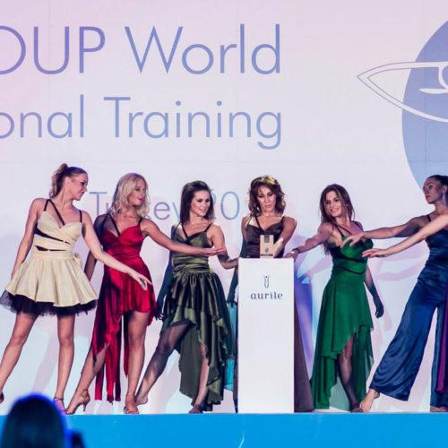 Międzynarodowe Szkolenie dla Liderów FM Group World - premiera kawy Aurile