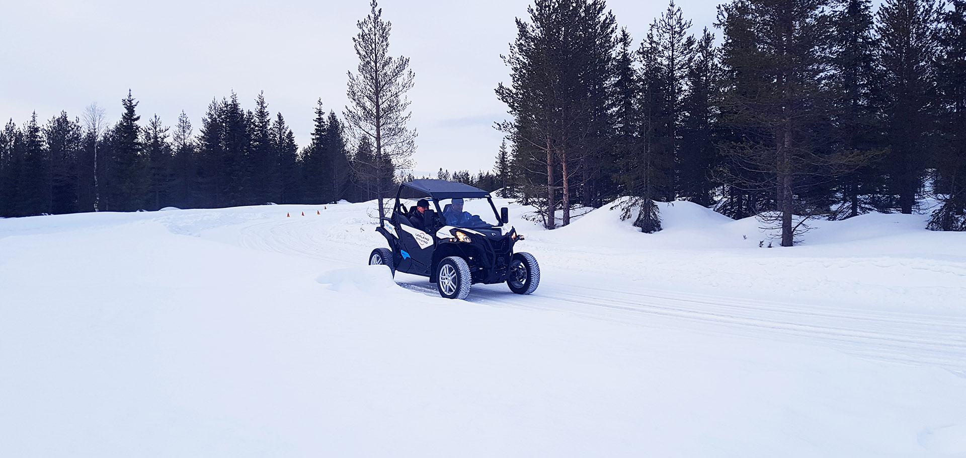 Laponia - funny cars